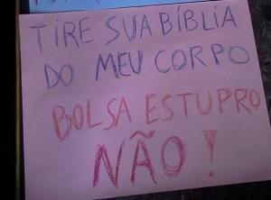 Outro cartaz que fiz para as manifestações de junho