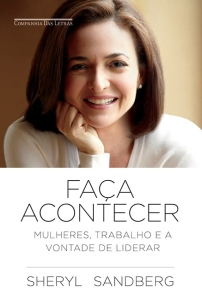 capa da edição brasileira do livro Faça Acontecer